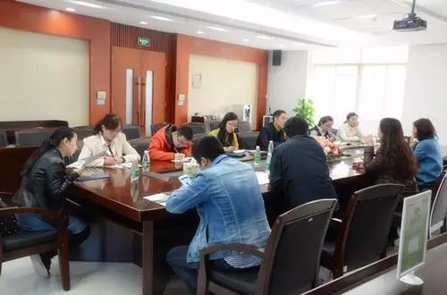 青海省知识产权局副局长史军放一行莅临我园区参观学习
