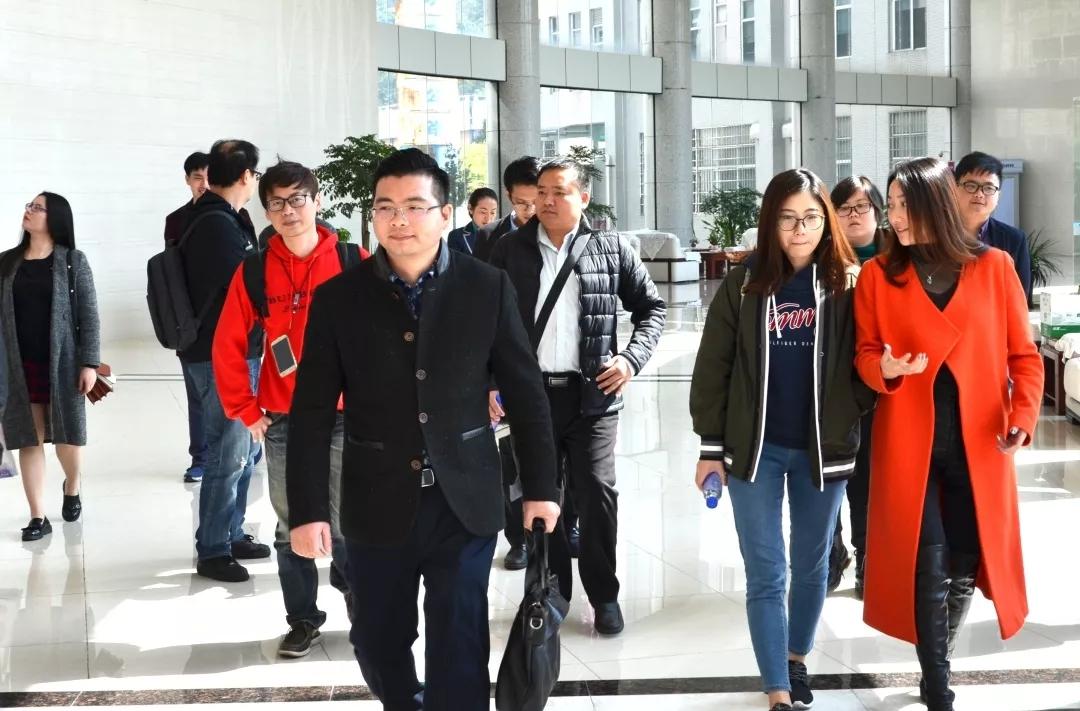 来访交流 | 2018年珠海市初创企业创始人培训班到访冠昊科技园
